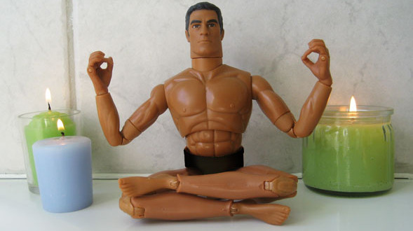Progresivní svalová meditace