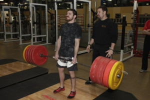 Martin Rooney a Jim Miller