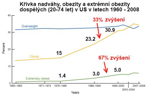 obezita v US